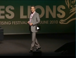 Cannes Advertising Festival Social Media Seminar (video)