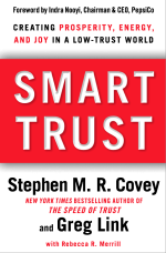 Smart Trust: Your must-read guide building trust to ignite your brand