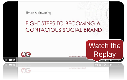 How To Become a Contagious Social Brand in 8 Steps