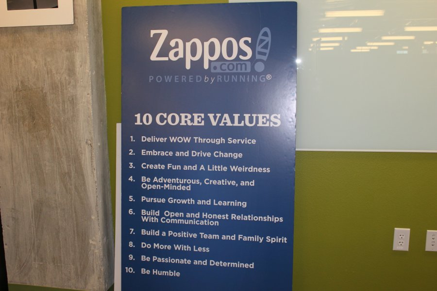 working at zappos reviews
