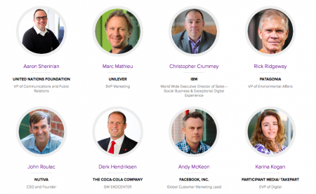 Announcing the final speaker line-up at the 2014 We First Brand Leadership Summit