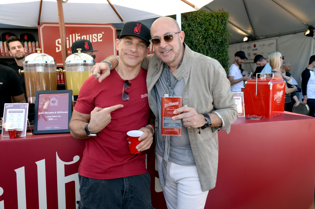 John Varvatos and Brad Beckerman.